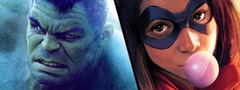 Еще один большой сериал Marvel находится в разработке