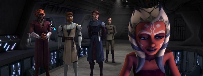 Дата выхода 7 сезона «Звездные войны: Войны клонов»