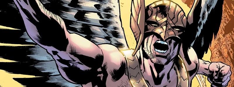 Человек-ястреб появится в киновселенной DC