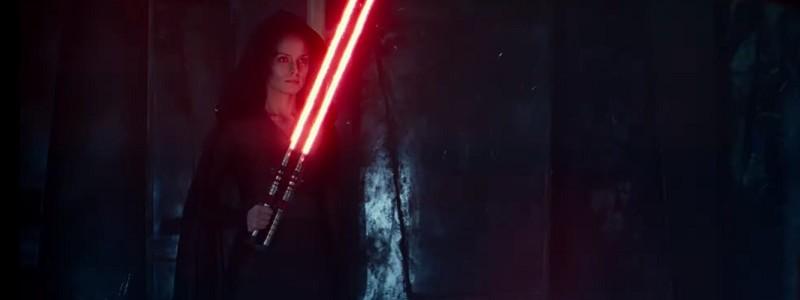 Новый шокирующий ролик «Звездные войны: Скайуокер. Восход» показал злую Рей