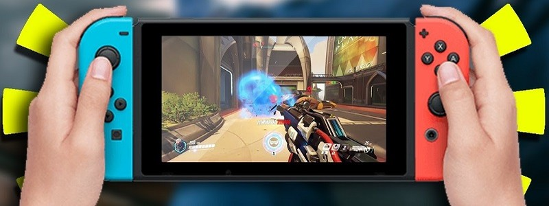 Утечка: Overwatch все-таки выйдет на Nintendo Switch