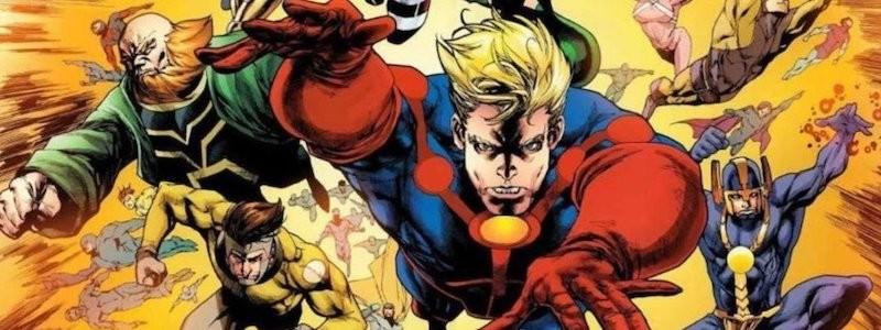 Раскрыт первый гей-герой киновселенной Marvel из «Вечных»