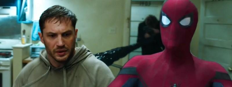 Человека-паука вырезали из «Венома» из-за Marvel