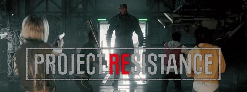 Посмотрите трейлер Resident Evil: Project Resistance