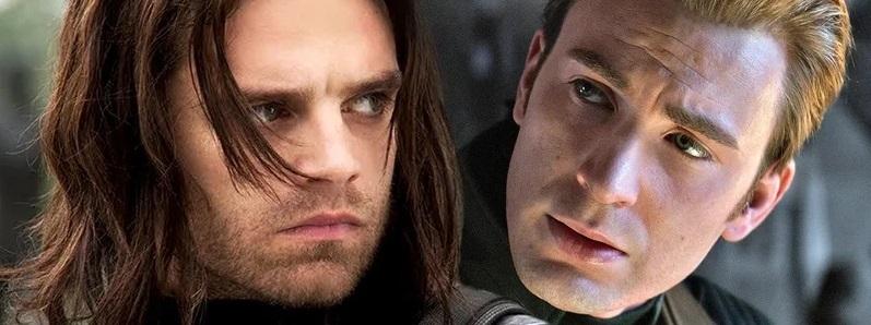 Marvel внесли изменения в отношения Капитана Америка и Баки Барнса