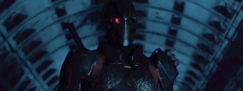 Лучший взгляд на Детстроука из 2 сезона «Титанов»