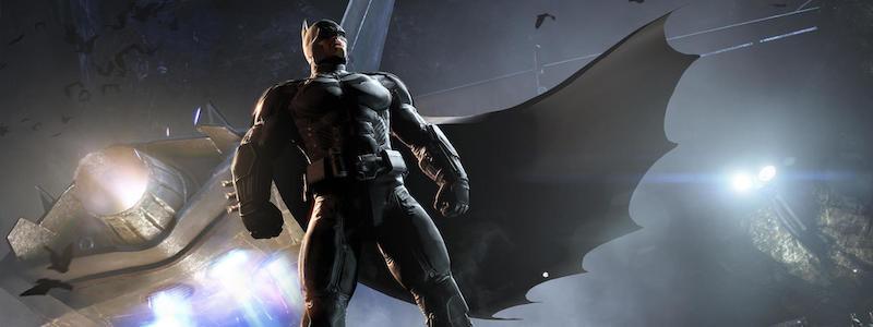 Появился тизер новой игры про Бэтмена
