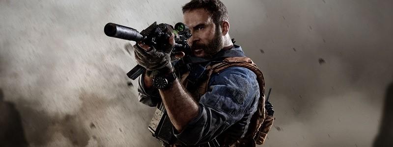 Сюжетный трейлер CoD: Modern Warfare показал капитана Прайса