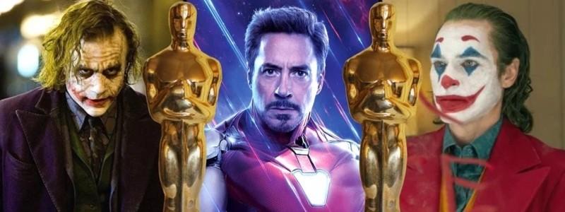 Роберт Дауни мл может не получить «Оскар» из-за «Джокера»