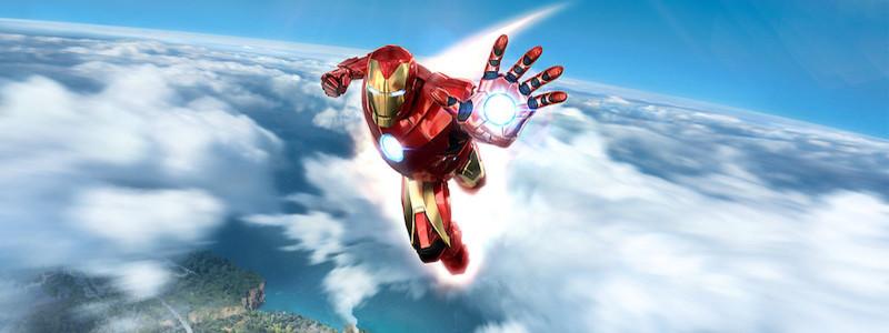 Раскрыта дата выхода и злодей игры про Железного человека для PS4