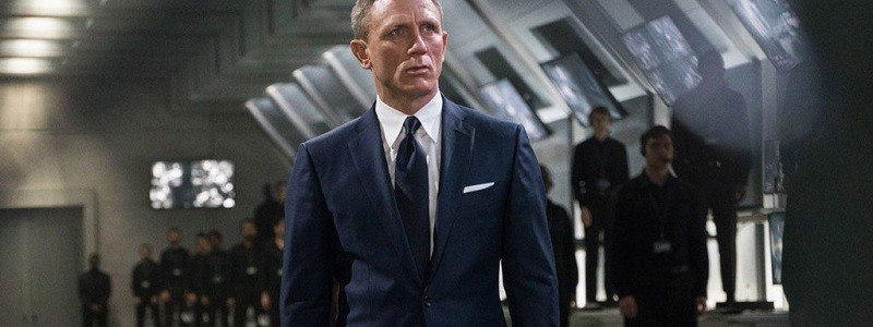 Первый постер фильма «007: Не время умирать»