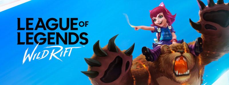 League of Legends: Wild Rift выйдет на смартфонах и консолях