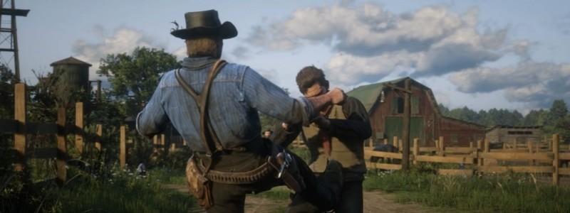 Трейлер выхода Red Dead Redemption 2 для ПК