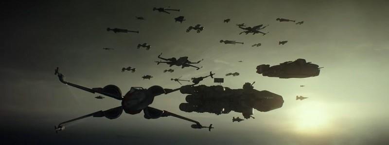 Вышел финальный трейлер «Звездных войн 9» на русском