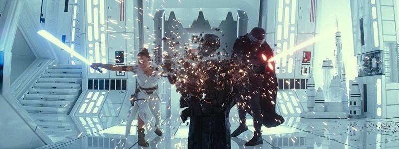 Официальная продолжительность «Звездных войн 9: Скайуокер. Восход»
