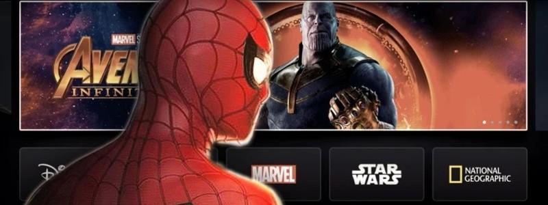 Почему Disney не позволят посмотреть фильма про Человека-паука