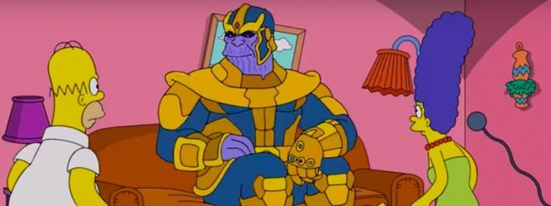 Как выглядят режиссеры «Мстителей: Финал» в «Симпсонах»