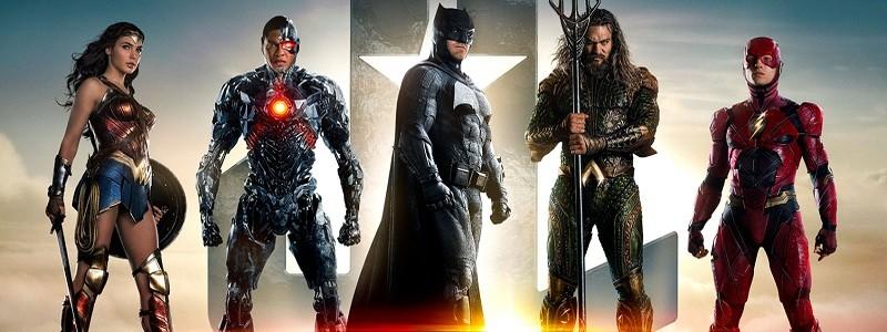 DC нашли режиссера перезагрузки фильм «Лига справедливости»