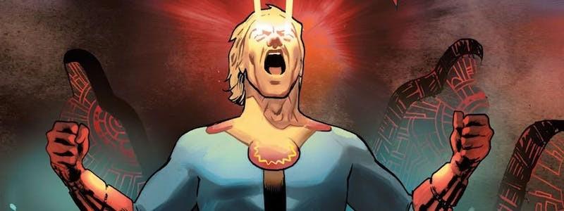 Раскрыто время действия фильма «Вечные» от Marvel