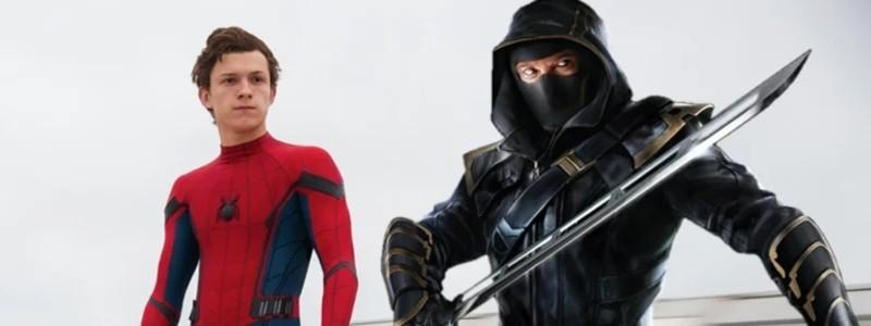 Ронина тизерили еще в «Человеке-пауке: Возвращение домой»