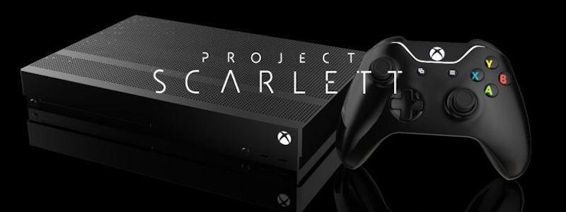 Точная дата выхода Xbox Scarlett. Релиз состоится раньше PS5