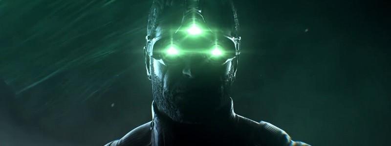 Появился тизер новой игры в серии Splinter Cell?