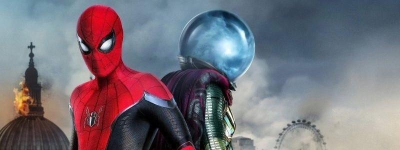 Как изначально выглядел Гидромен в «Человеке-пауке: Вдали от дома»