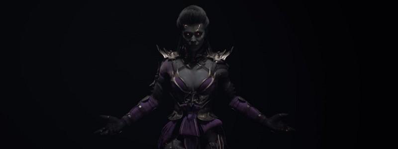 Тизер геймплея за Синдел в Mortal Kombat 11