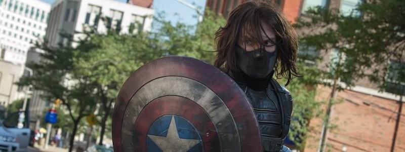 Как Себастиан Стэн выглядит в роли Капитана Америка