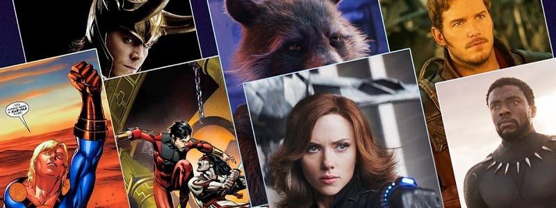 Marvel Studios выпустят 8 проектов за год