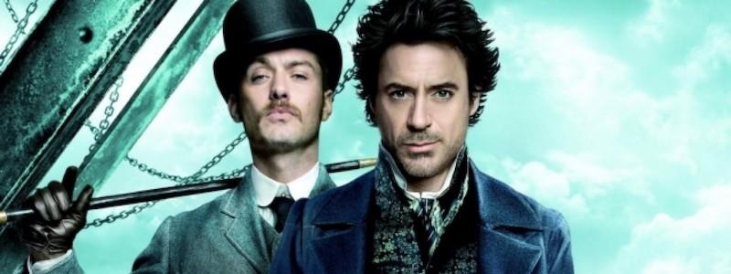 Раскрыт главный злодей фильма «Шерлок Холмс 3»