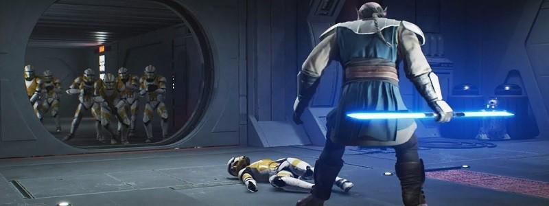 Пасхалка на Приказ 66 найдена в «Звездные войны. Джедаи: Павший Орден»