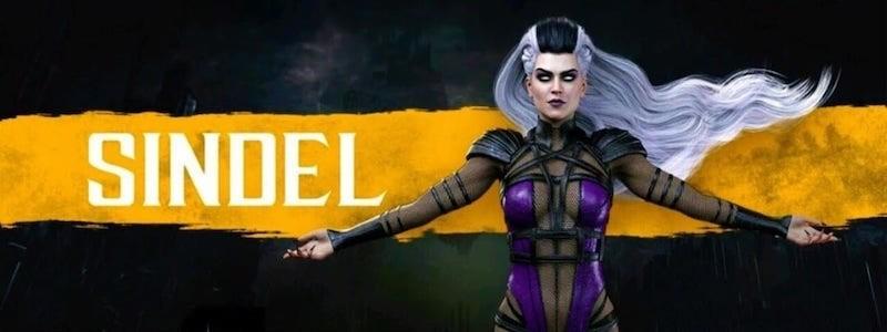 Синдел появилась в Mortal Kombat 11
