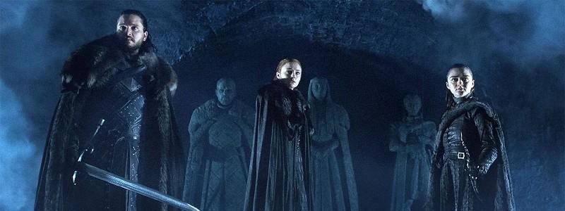 Куда отправилась Арья и почему Дрогон сжег трон в конце «Игры престолов»
