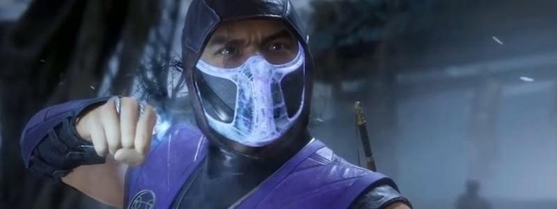 Тизер Саб-Зиро на новом фото фильма Mortal Kombat