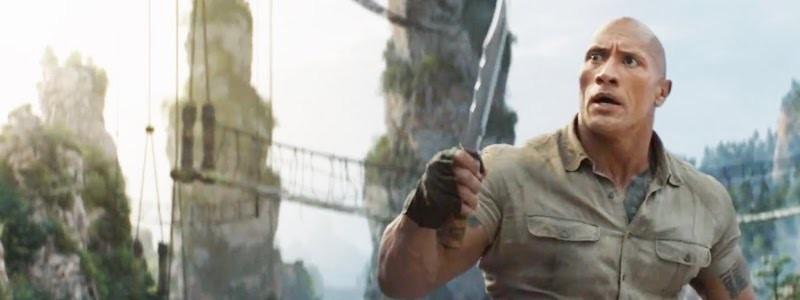 Есть ли сцена после титров «Джуманджи: Новый уровень»?