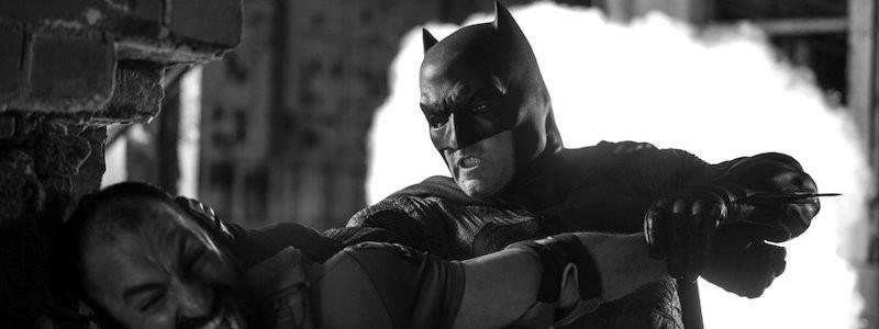 Подтверждена смерть Бэтмена в киновселенной DC