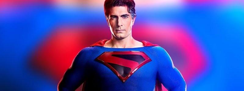 Тизер смерти Супермена в «Кризисе на Бесконечных Землях»