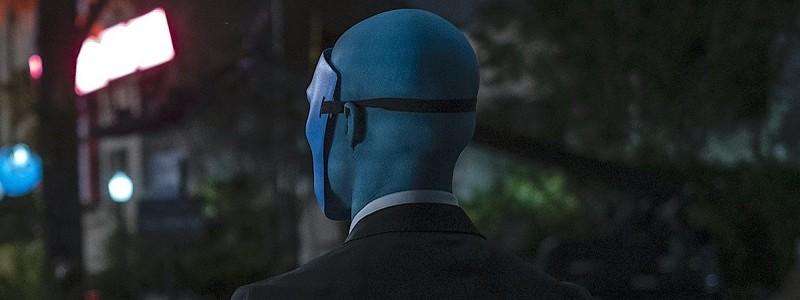 Детальный взгляд на Доктор Манхэттена из сериала «Хранители»