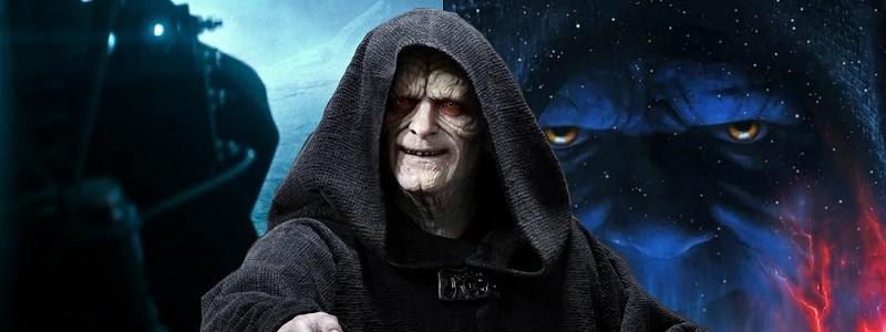 Утечка. Первые кадры Палпатина из «Звездных войн 9»