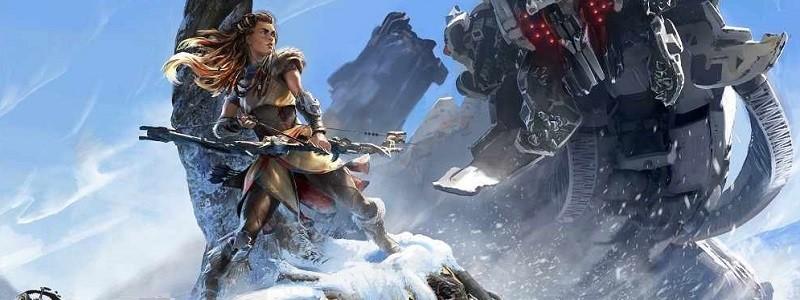 Сиквел Horizon Zero Dawn выйдет в 2020 году