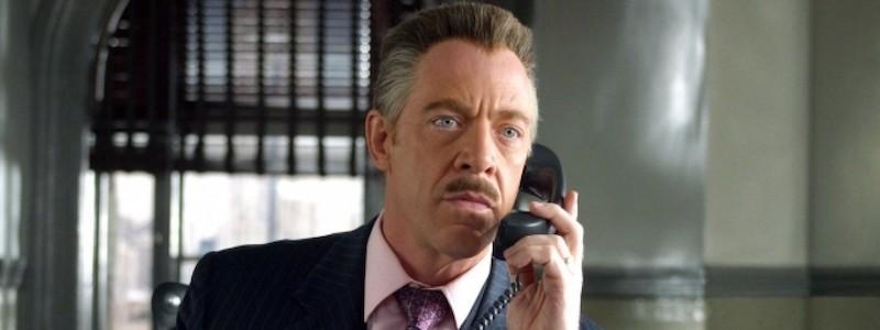 Джей Джона Джеймсон будет Ником Фьюри от мира киновселенной Marvel от Sony
