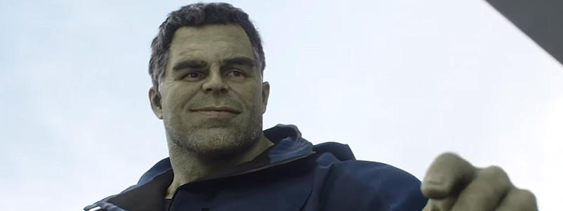 Профессор Халк мог выглядеть иначе в «Мстителях: Финал»