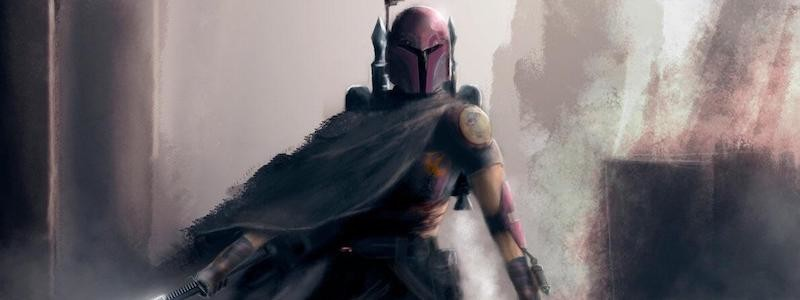 Объснение темного светового меча в сериале «Мандалорец»
