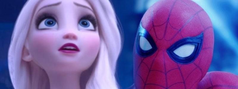 Сборы «Холодного сердца 2» обошли «Человека-паука: Вдали от дома»