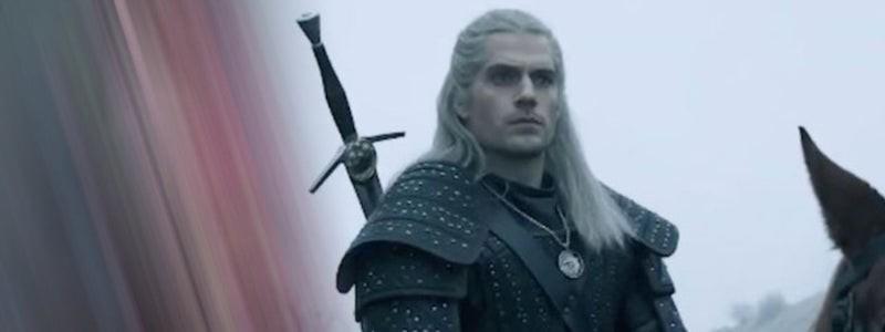 Обнаружен забавный факт о мече Ведьмака