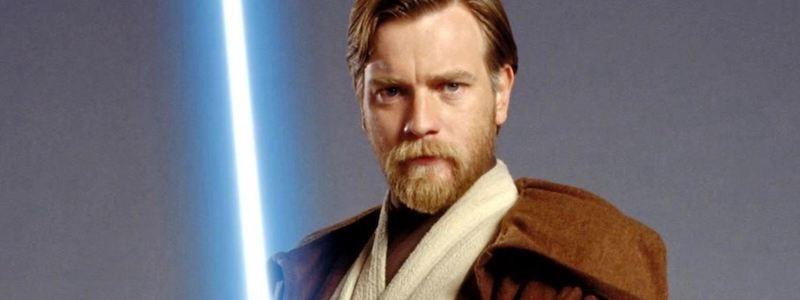 Юэн Макгрегор готовится к сериалу про Оби-Вана Кеноби