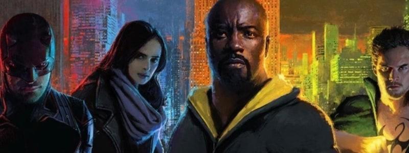 Marvel вернут Сорвиголову и Защитников в MCU
