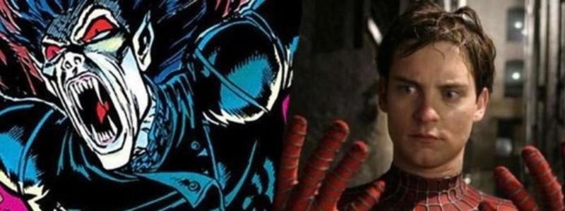 «Морбиус» связан с Человеком-пауком от Сэма Рэйми?