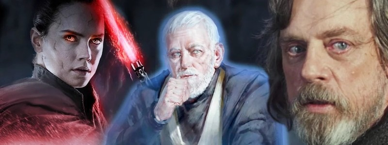 Утек оригинальный сценарий «Звездных войн: Эпизод 9»